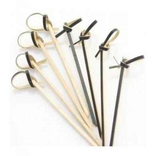 """Pick twist bambou Petite boucle noire 3.5"""""""