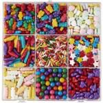 Coffret Assortiment Bonbons et décorettes
