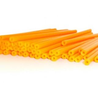 Baton en plastique rigide - Orange