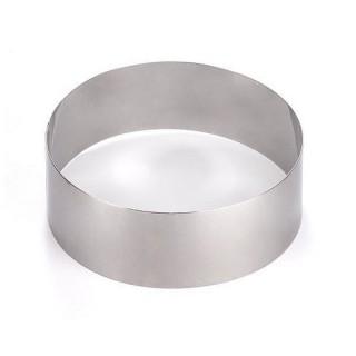 Cercle à pâtisserie rond 9'' x 3''