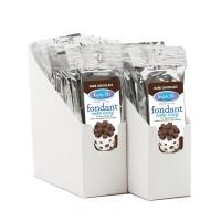 Fondant à rouler Satin Ice - Chocolat 125g