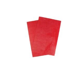 Feuille de papier de riz - Rouge