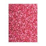 Décorette - Micro coeur rose lustré