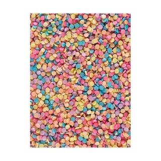 Mini confetti Multicolore lustré