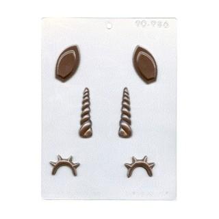 Moule à chocolat Décoration licorne