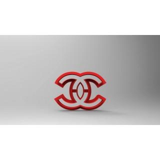 """Découpoir Chanel 3"""""""