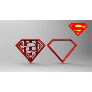 Découpoirs Superman 5''