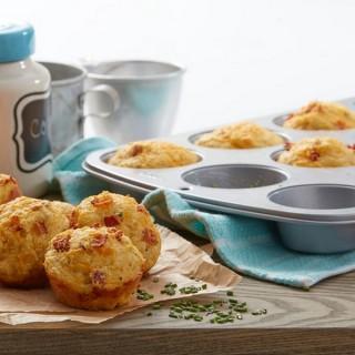 Moule à muffin régulier - 12 cav.