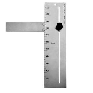 Façonneur à glaçage 90° ajustable