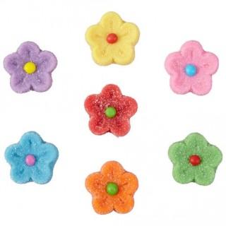 Fleurs en jujube