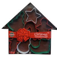 Découpoirs La maison de Noël