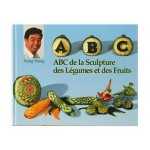 Livre - ABC de la sculpture des légumes et des fruits