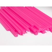 Baton en plastique rigide - Rose