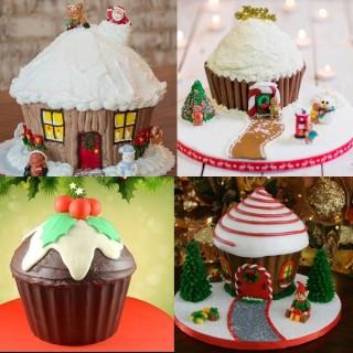Moule Cupcake Géant
