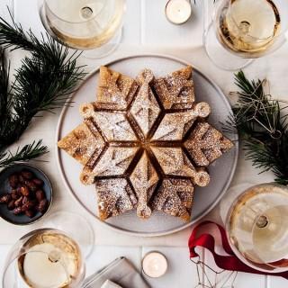 Moule à gâteau Flocon de neige