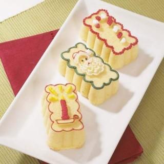Moule Petits cakes de Noël