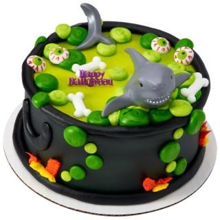 Ensemble à décoration Requin