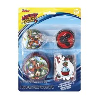 Ensemble de décoration Cupcake Mickey Roadster