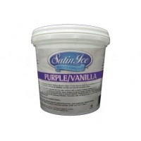 Fondant à rouler Satin Ice - Pourpre ( Violet ) 1 kg