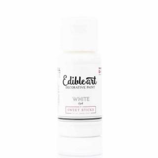 Peinture comestible Edible Art - Blanc