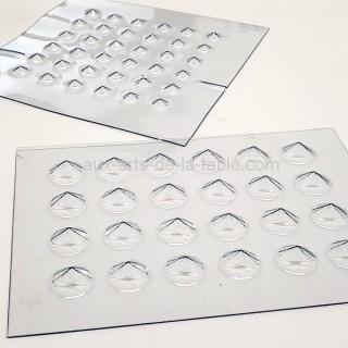 Moules pour Gel diamant / Diamond Gel - 5 et 10 mm