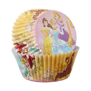 Moule en papier Princesses Disney