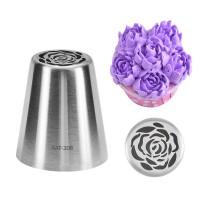 Grande douille pour fleur 3D - AAT-208
