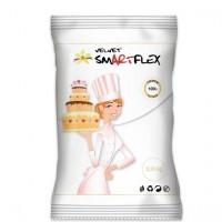 Fondant à rouler Smartflex Velvet - Blanc 250g