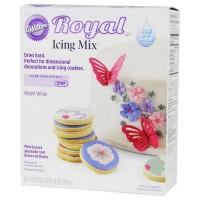 Mélange à glaçage royal