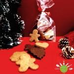 Biscuits de pain d'épices - 3 saveurs