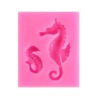 Moule Les hippocampes