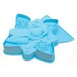 Moule à gâteau Elsa La Reine des neiges