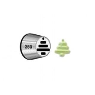 Douille à pâtisserie Motif Sapin No250