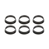 Cercles à tarte perforé Tarte Ring 80