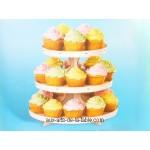 Présentoir à cupcakes à décorer