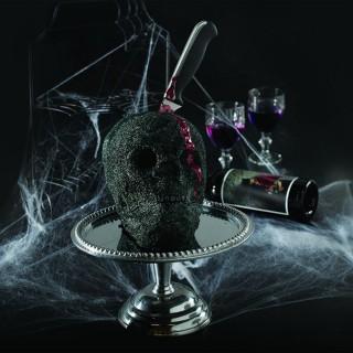 Moule à gâteau Tête de mort 3-D