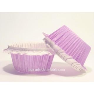 Moule frisé violet