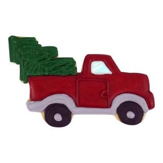Découpoir Camion avec sapin