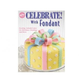 Livre Celebrate! with fondant