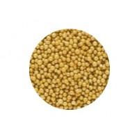 Perle or en sucre