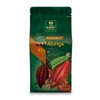 Chocolat au lait Barry Alunga 41% cacao - 1 kg