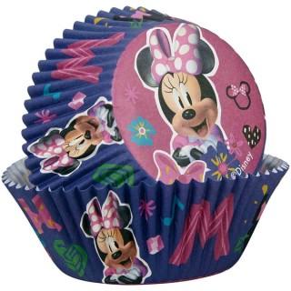 Moule en papier Minnie Mouse