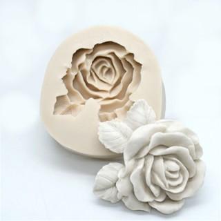 Moule Grosse rose