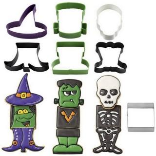 Découpoirs Personnages de Halloween