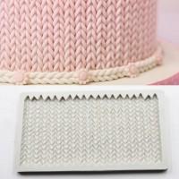 Moule Texture de laine