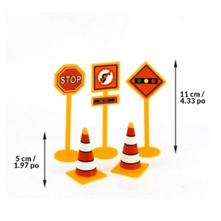 Décoration Signalisation de construction