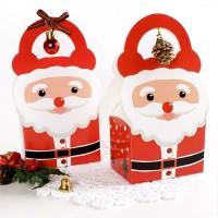Boite à biscuit / confiserie Père Noël