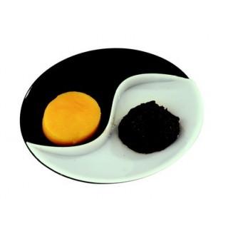 Assiette Yin Yang