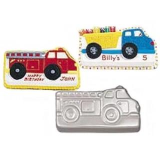 Moule Camion de pompier