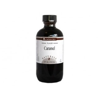 Caramel crémeux naturel